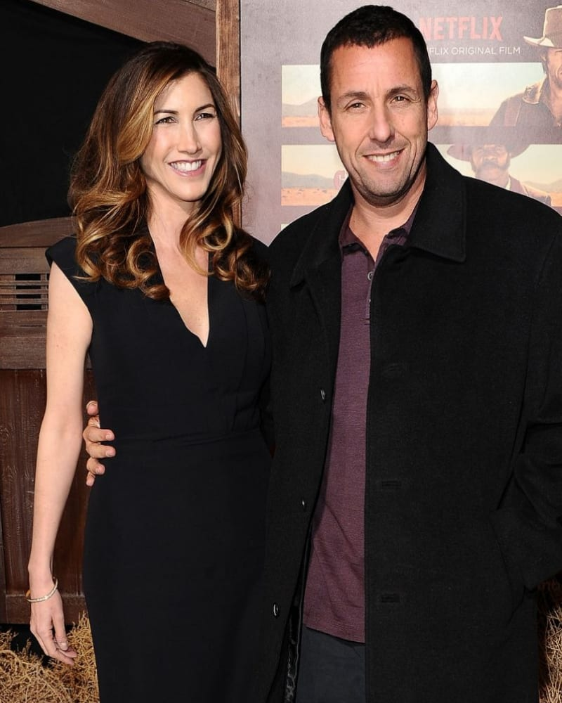 Adam Sandler married h...