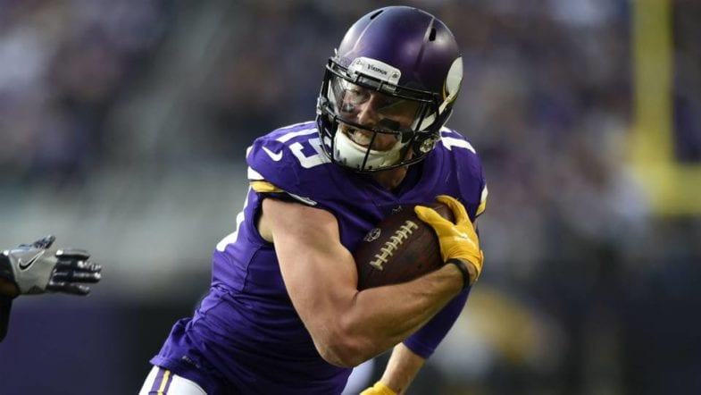 Is Adam Thielen the best wide receiver in the NFL? | Trading