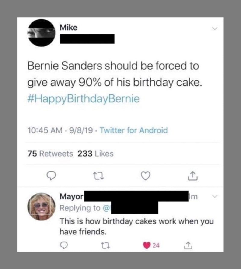 How cakes work