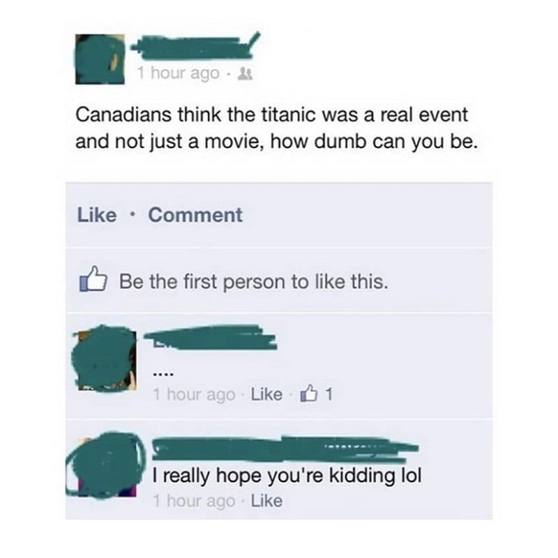 There are levels to stupidity