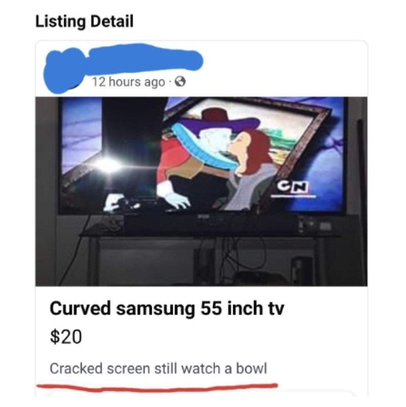 A great deal on this TV